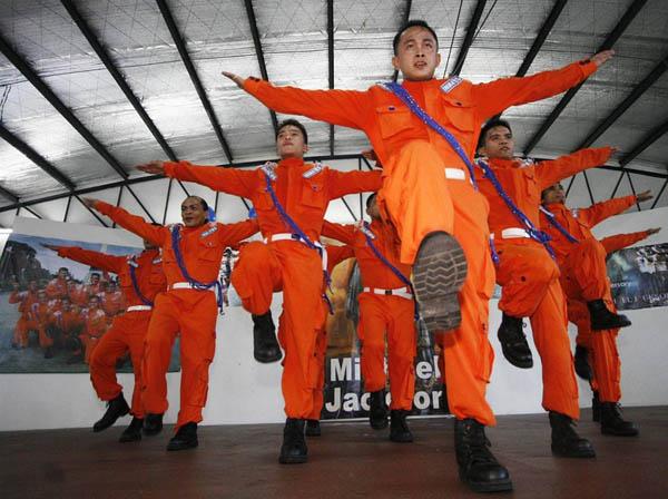 Тюрьма, в которой танцуют