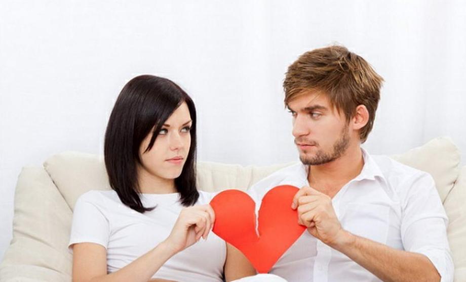 семья на грани развода