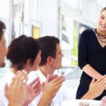 Публичное выступление в деловой коммуникации