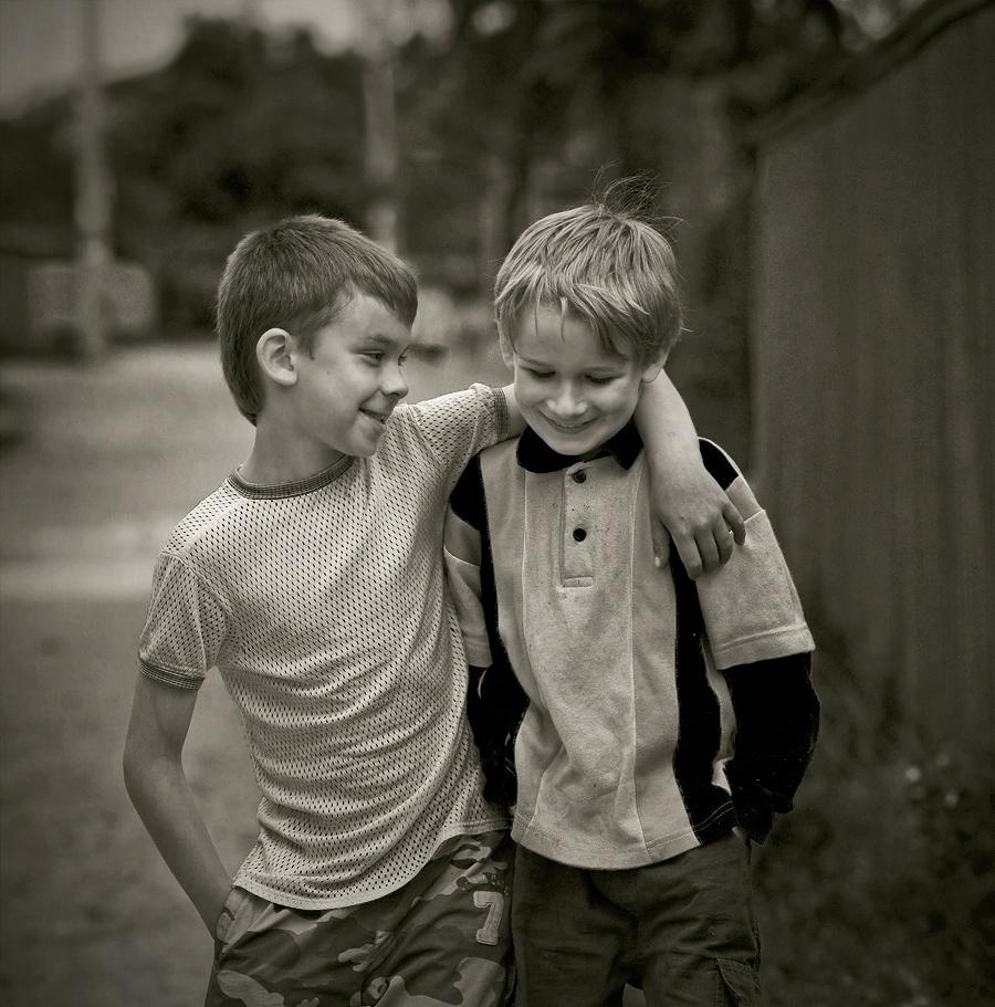 Дружба на грани гомосексуализма