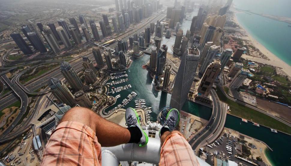 Как бороться со страхом высоты?