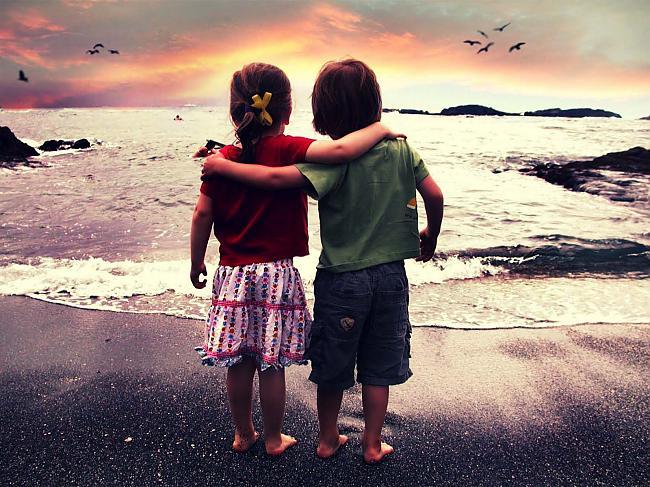На чем строится настоящая дружба?
